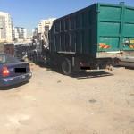 קונה משאיות לנסיעה ופירוק