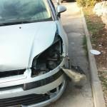 תאונה מקדימה רכב לפירוק